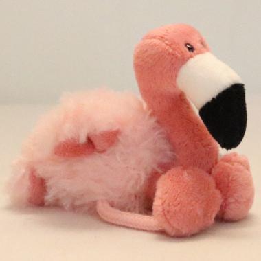 Schlüsselanhänger Flamingo 10cm