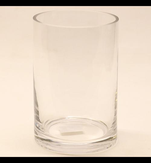 Glasvase (Klein) - Hoch 15cm - Durchmesser 10cm