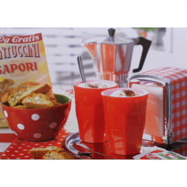 Cappuccino (17.5 cm x 12.5 cm)