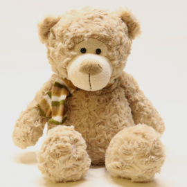 Kuscheltier Teddybär - 27cm