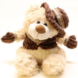 Kuscheltier Teddybär mit Hut